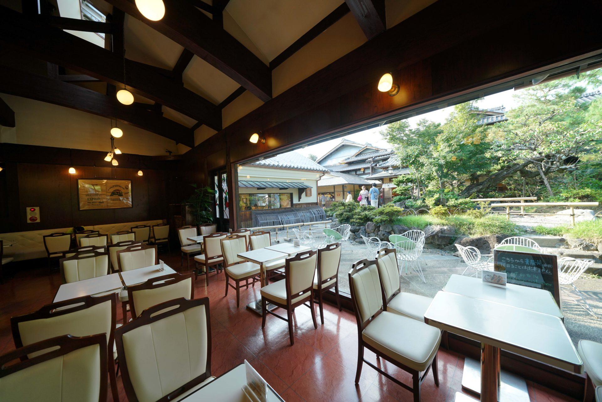 京都通の第一歩 / イノダコーヒー清水店