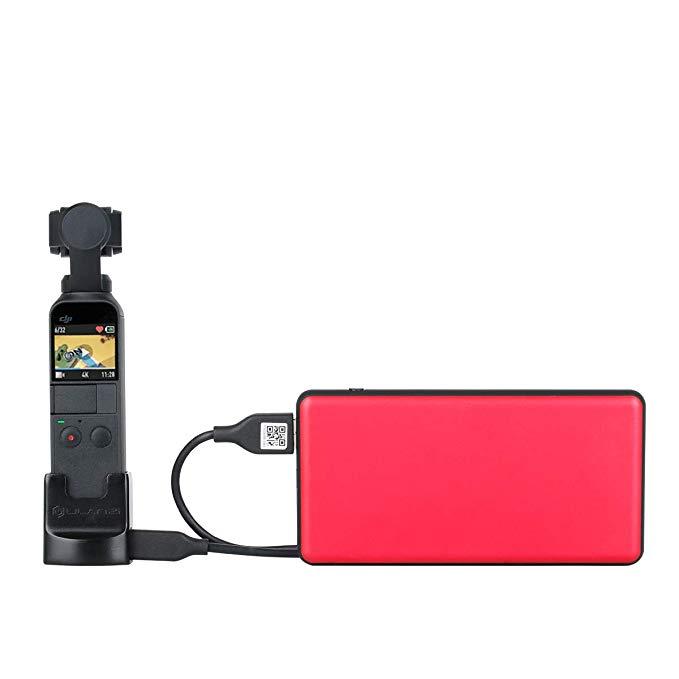 Osmo pocket / 充電しながら長時間連続撮影をするためのオススメアクセサリー5選!