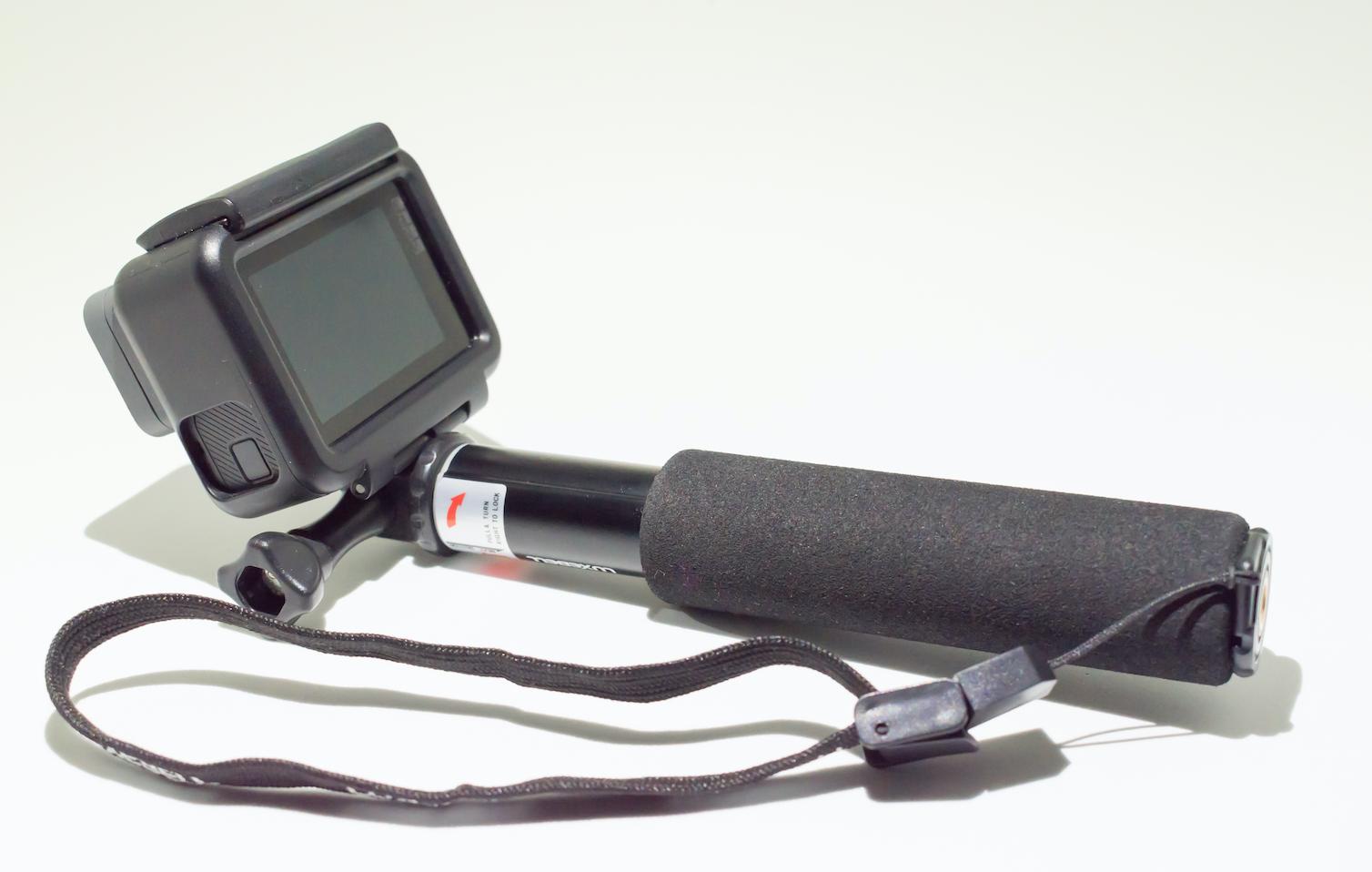 GoPro自撮り棒 全タイプ完全ガイド&オススメ11選