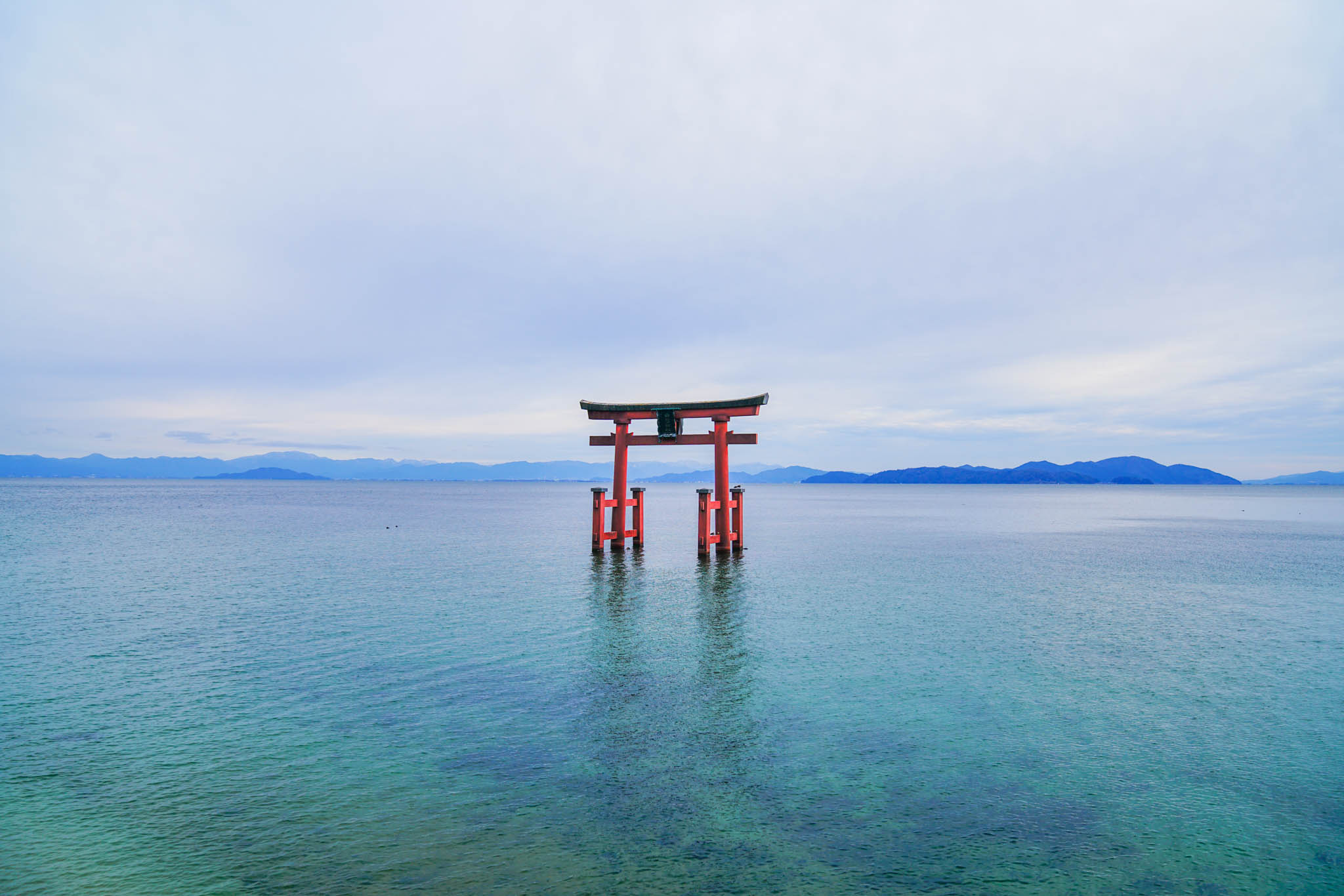 京都 / Day3 / 仁和寺 → 絶景白髭神社へ
