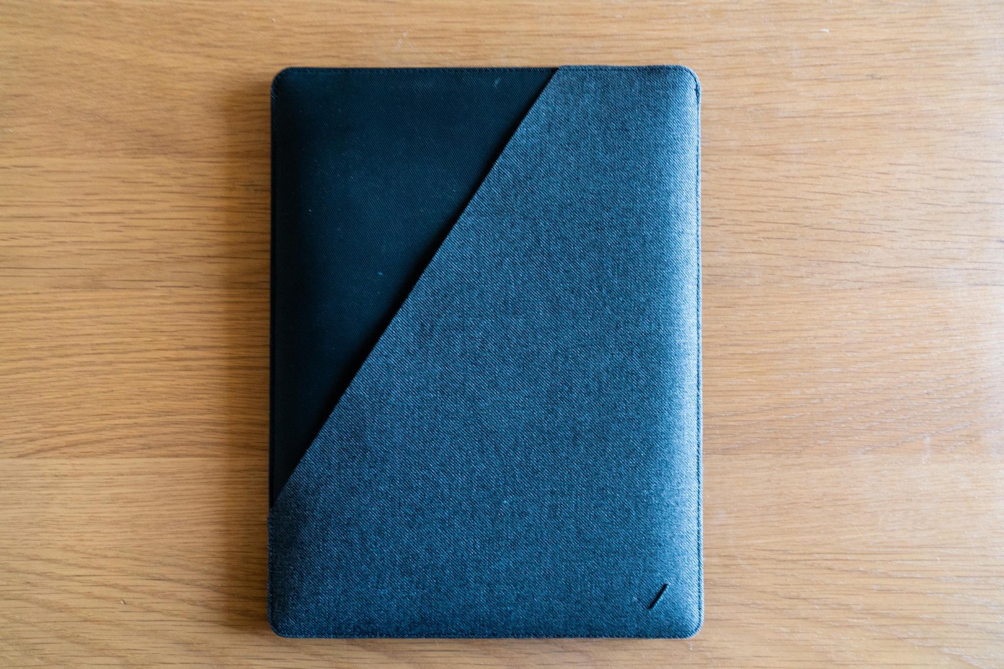 iPad Pro 洗練されたオシャレなケースはこれで決まり!『Native Union』STOW Tablet Sleeve