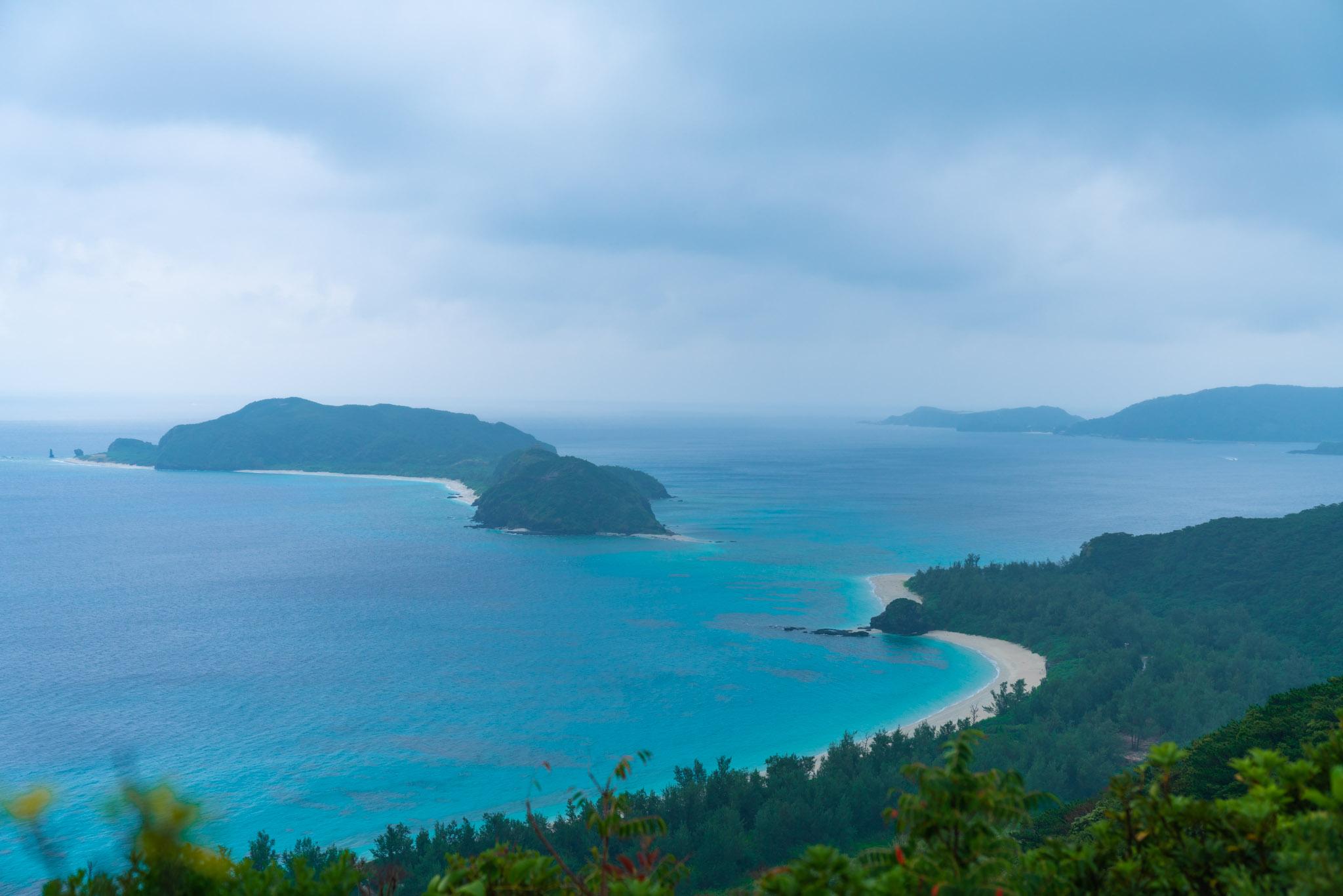 【沖縄】雨の中の座間味島 → 琉球の牛で焼肉 / Day3
