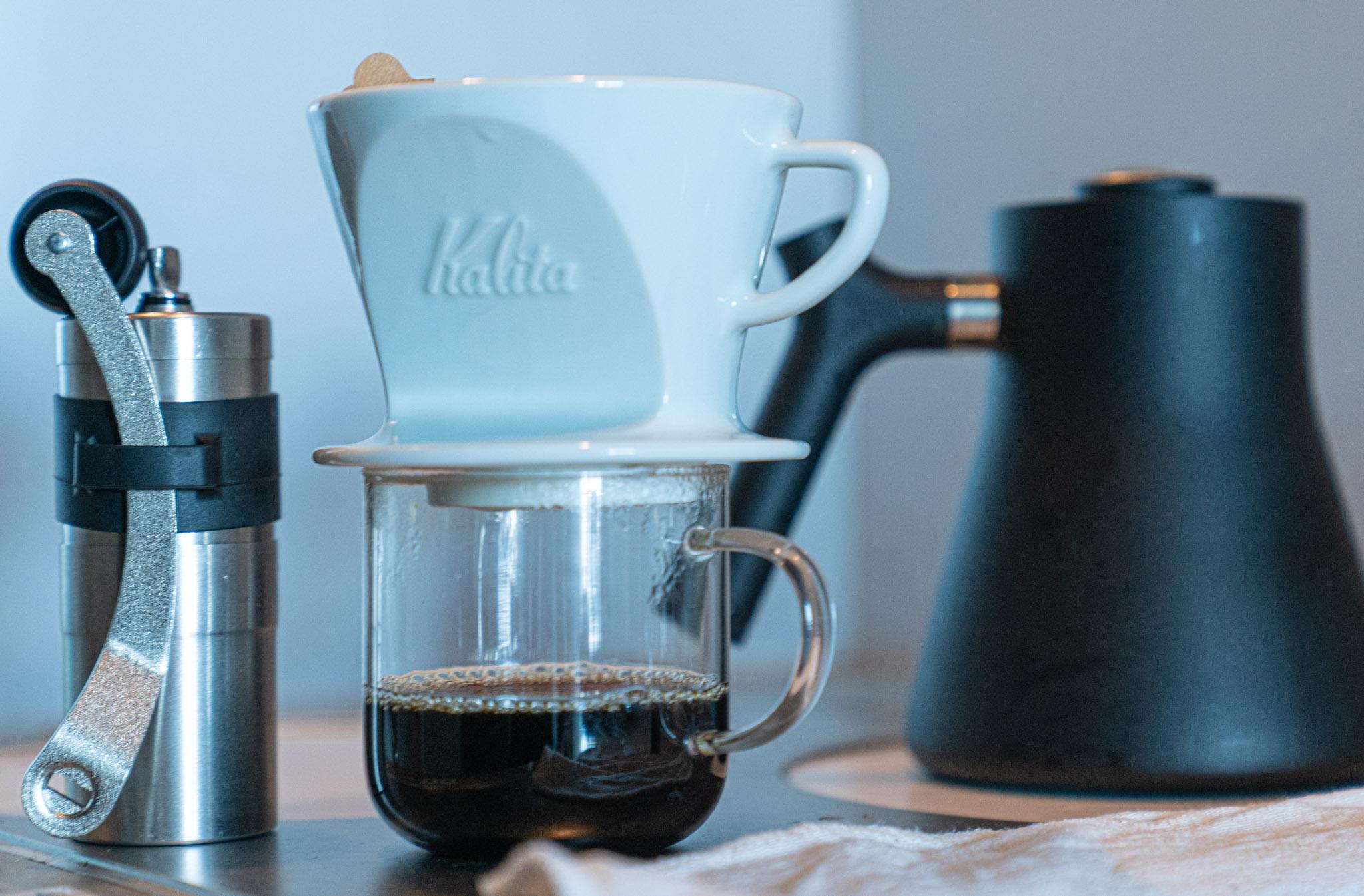 コーヒーミル「ポーレックス ミニ」で忙しい毎日の心を緩めよう