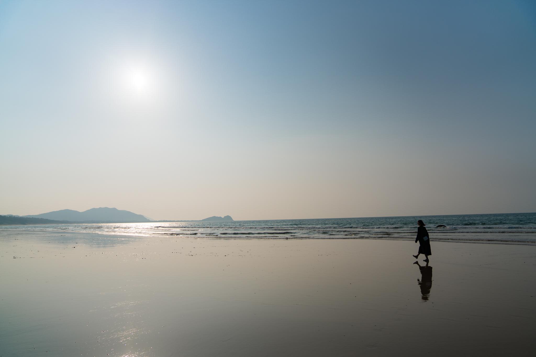 【糸島TRIP】幣の浜(にぎのはま)で最高のサンセット体験を / Day1