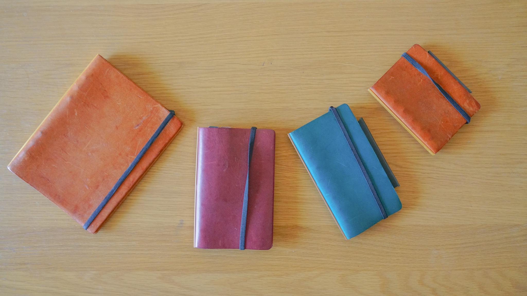 複雑な人生をシンプルに整えてくれる手帳「Plotter」バイブルサイズ