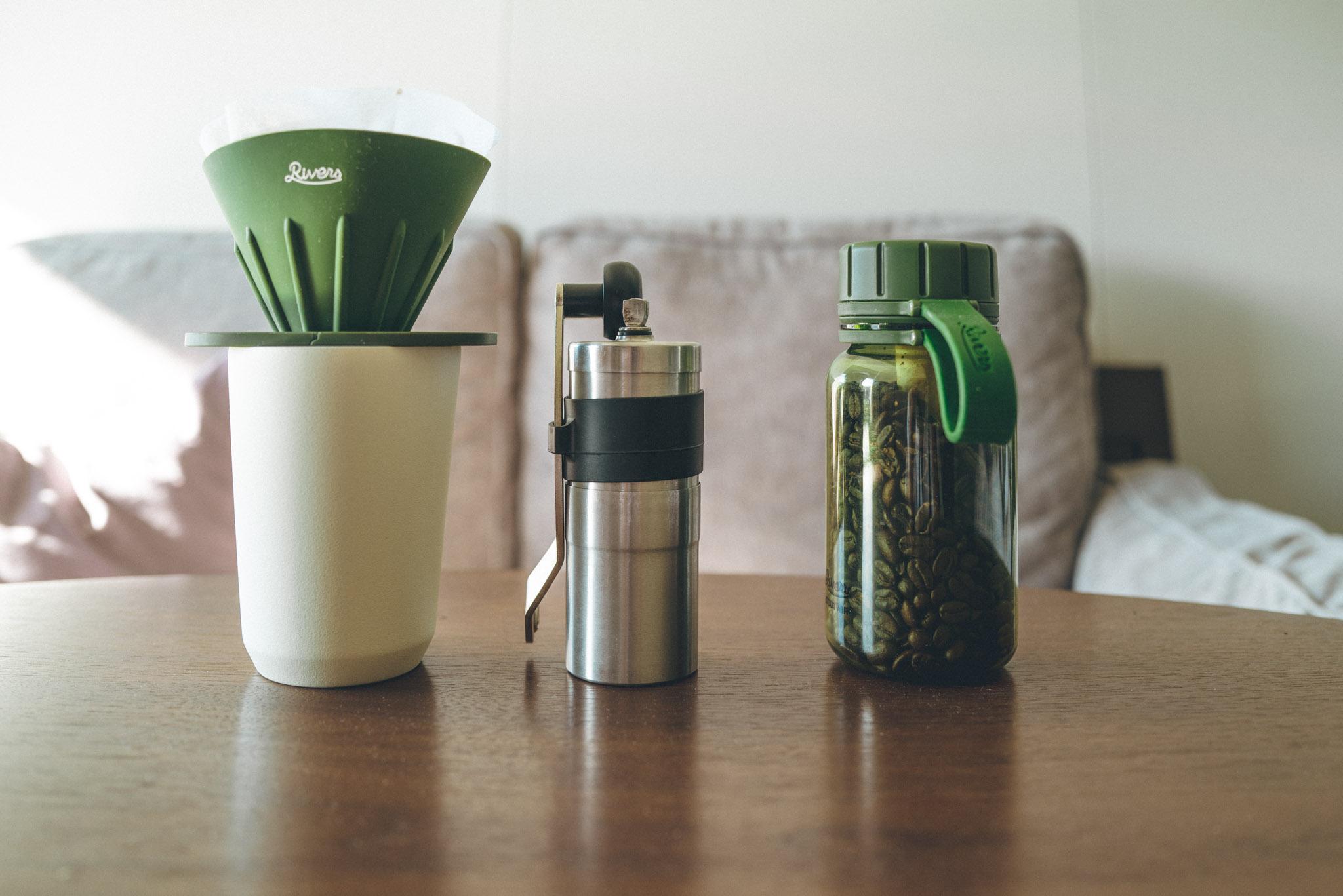 僕が愛用している旅専用のコーヒー器具 / 上質な旅時間を